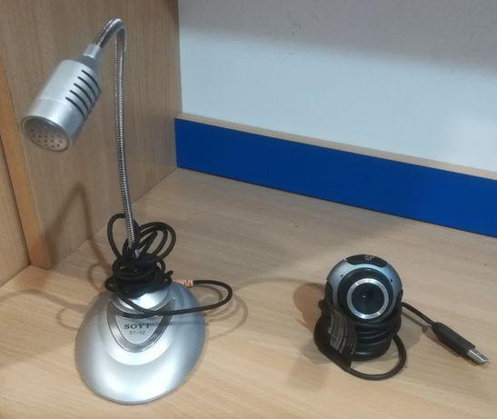 Kamerka internetowa LifeCam VX - 3000 i mikrofon SOYT ST-02