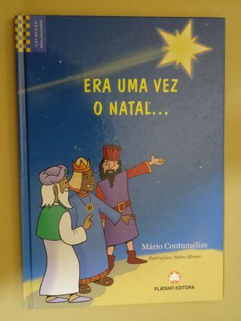 Era uma Vez o Natal... de Mário Contumélias - Vários Livros
