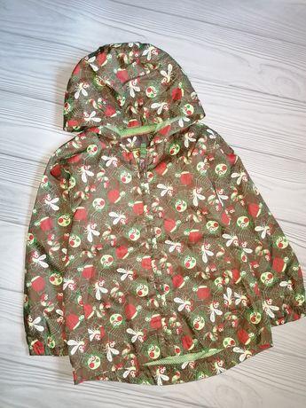 Куртка весняна тонка ріст 104-110