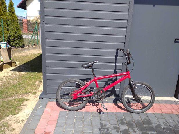 rower bmx (czerwony)
