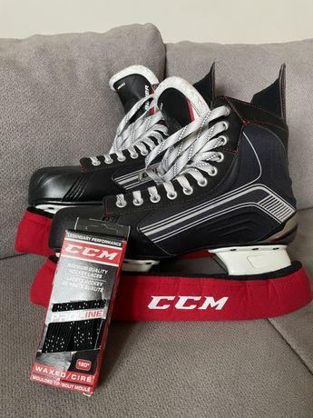 BAUER łyżwy hokej na lodzie CCM