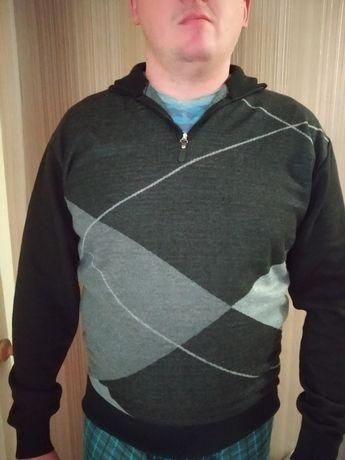 Свитер, светр, кофта брендовая XL Vroom