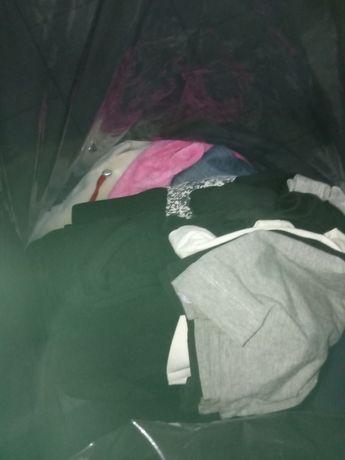 Paka ubrań dla kobiety ciężarnej i karmiącej piersią H&M Happymum S/M