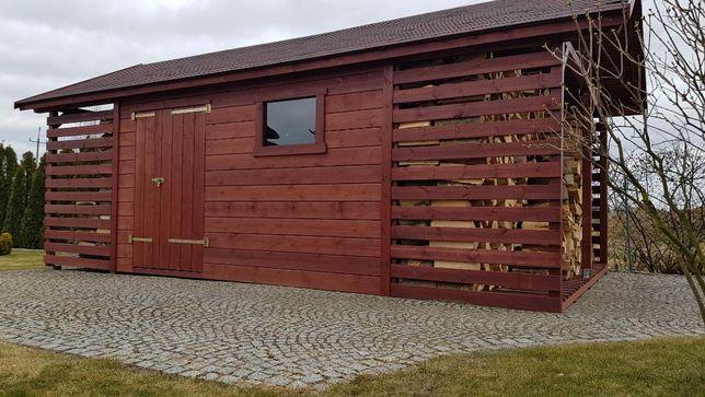 Domek drewniany ogrodowy Altanka