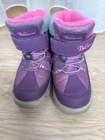 Ботинки,зимние. Термоботинки B#G ,28