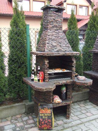 Betonowy grill kominek super cena PRODUCENT K8