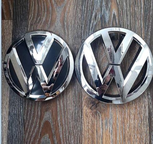Эмблема, Значок VW ,Volkswagen Passat B7, B8, Jetta USA