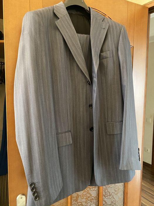 Новый Мужской костюм Alessandro Milano 48-50 р.  (удлиненный) Киев - изображение 1