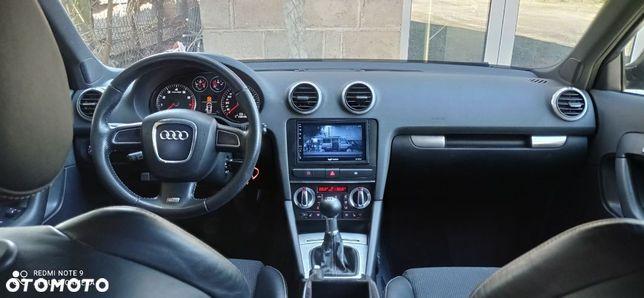 Audi A3 Audi A3 2.0 TFSI sportback S line