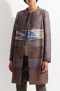Шикарное пальто Peserico Brunello Cucinelli