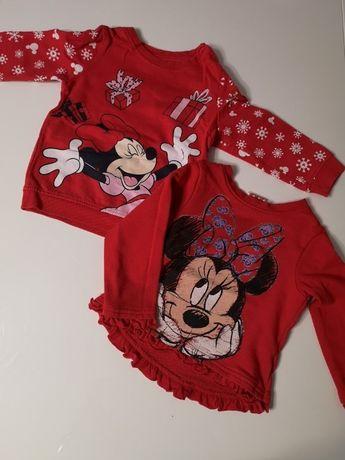 bluzy dla dziewczynki r.86