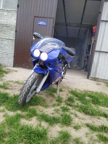 Sachs (Yamaha TZR DT)