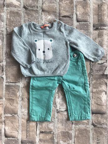 Дитячий костюмчик 2-4 місяці
