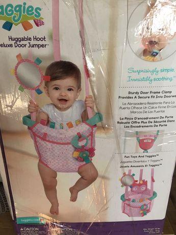 Skoczek dla niemowlaka