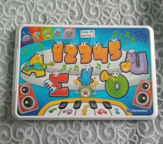 Zabawka edukacyjna, instrumenty, pianinko