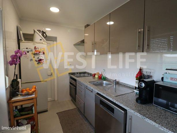 Apartamento em Mafra - T2 com logradouro de 129m2