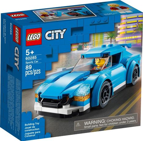 Lego City Samochód sportowy 60285 Wys24h na prezent