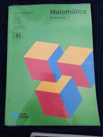 Livro matemática A3
