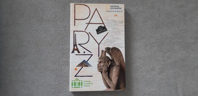 Paryż przewodnik National Geographic