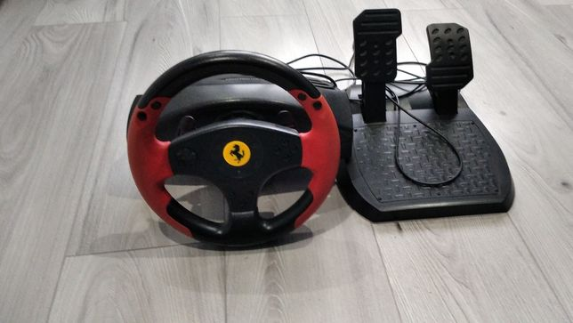 Kierownica Thrustmaster Red Legend (PC, PS3)
