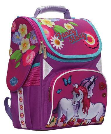 Ранец Class Fancy Story 9807 рюкзак портфель для девочек 1-4 кл Чехия