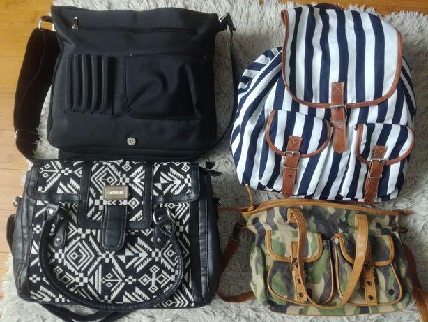 Torba torebka plecak