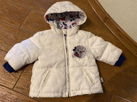 Курточка 6-9 месяцев