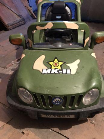 Продам дитячий електромобіль