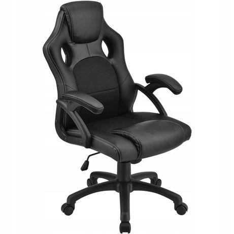 Крісло комп'ютерне чорне