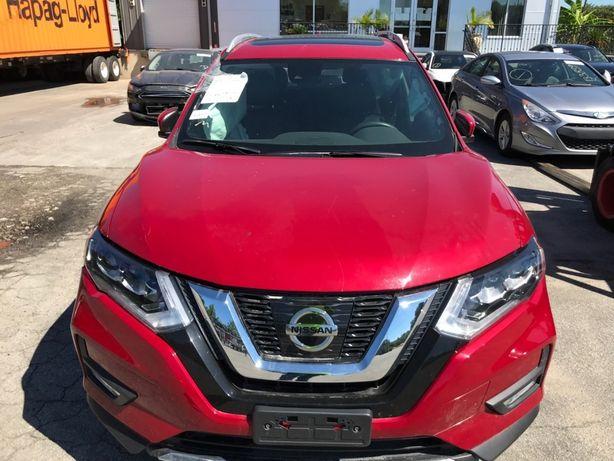 Разборка Nissan Rogue 2018 USA шрот запчастини ниссан TN2 рог трейл ні