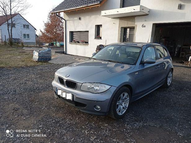 BMW 116i 2006r. Bogata wersja