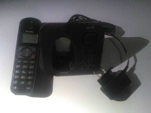 радиотелефон philips cd155