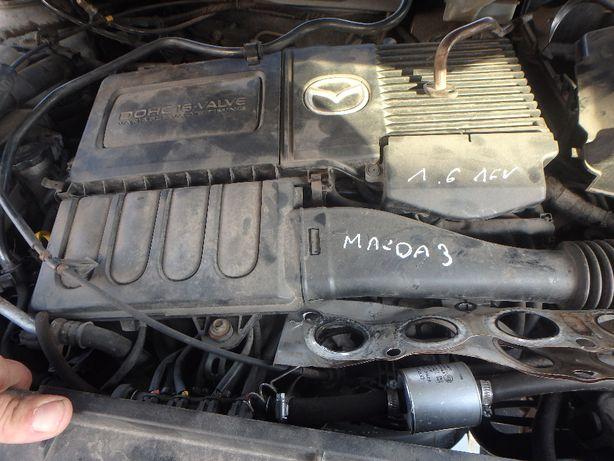 Silnik Mazda 3 1.6 16V Kompletny Gwarancja