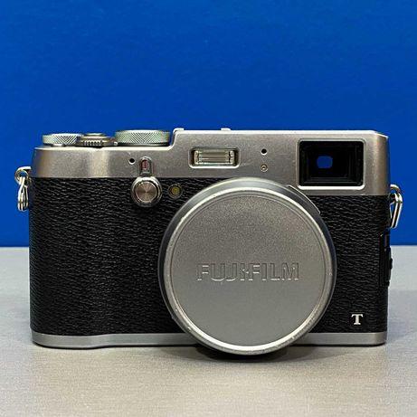 Fujifilm X100T - 16.3MP (23mm f/2)