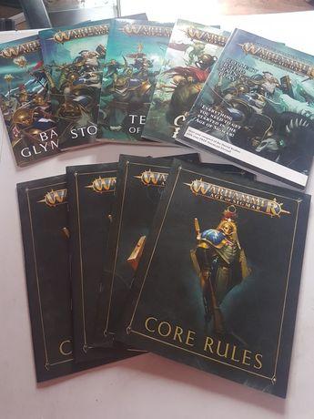 Warhammer AoS książki różne