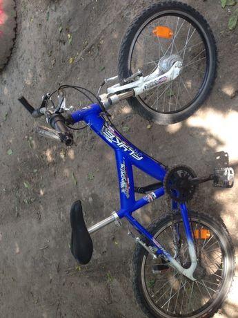 Велосипед алюмінєвий фірмовий