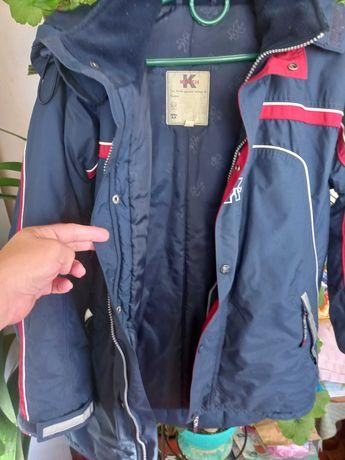 Куртка для підлітків ріст146