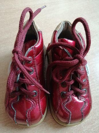 Pierwsze buty Dawid do nauki chodzenia roz 20