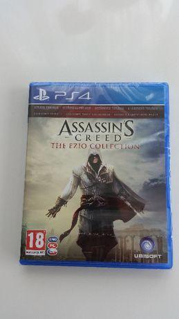 PS4 Assassin's Creed The Ezio Collection Nowa w Folii