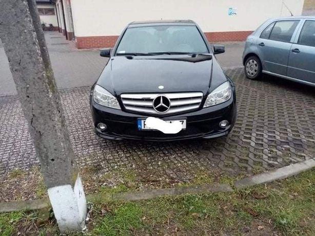 Mercedes 2.2 CDI  klasa c W204 pakiet AMG