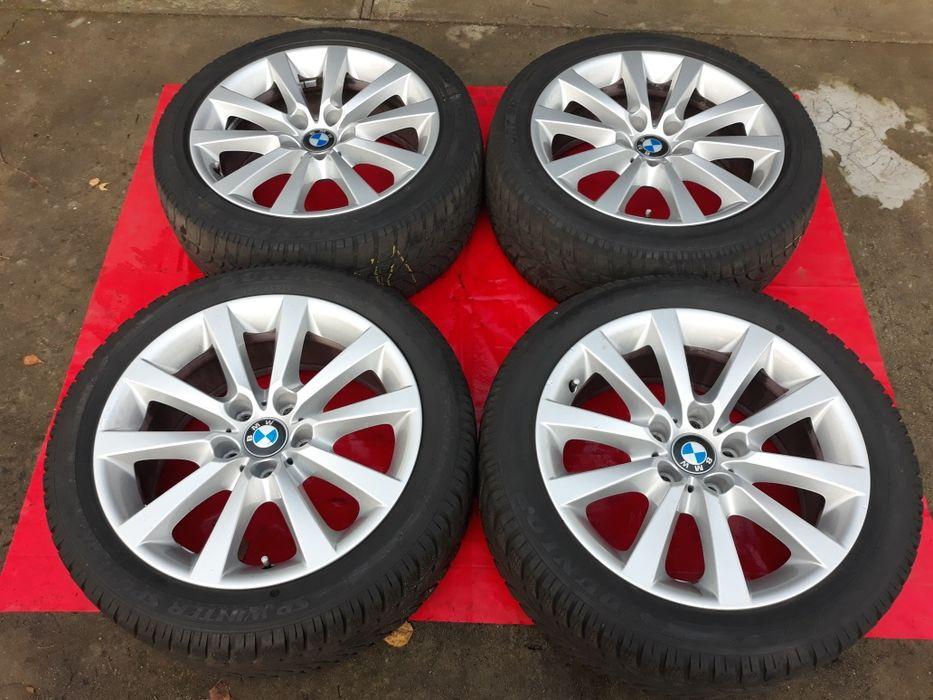 BMW Styling 642 18 Cali G30 G31 Opony Zimowe 245 45 R18 Dunlop Łowicz - image 1