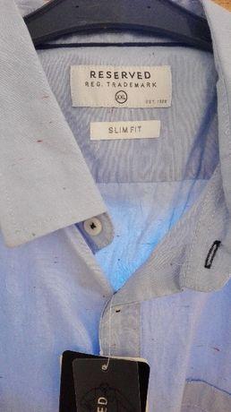 Koszula Reserved męska XXL nowa