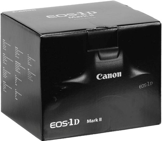 Canon EOS 1D MARK II + Equipamentos