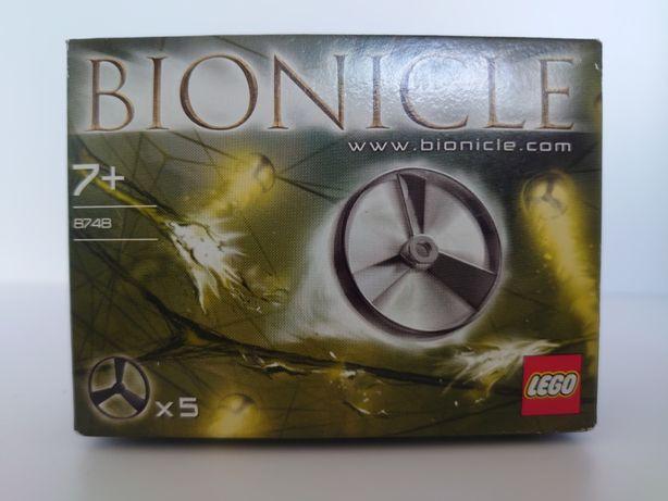 Lego Bionicle 8748 Rhotuka Spinners спиннеры 5шт