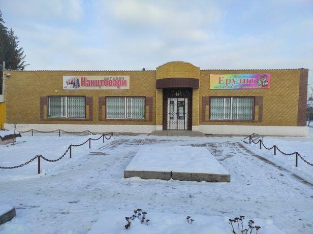 Здам в оренду частину магазину в м. Чигирин Черкаської області