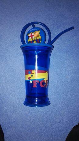 Plastikowy kubek FC Barcelona