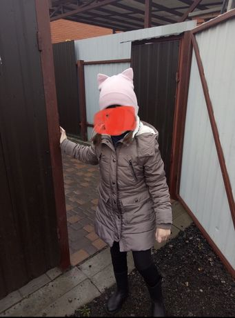 Куртка демисезон на девочку 8-10 лет
