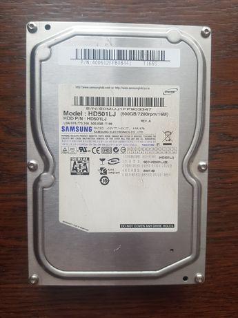Жесткий диск Samsung 500 gb.