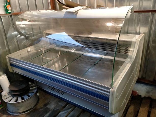 Холодильная витрина б/у Ларь Холодильник Холодильное оборудование