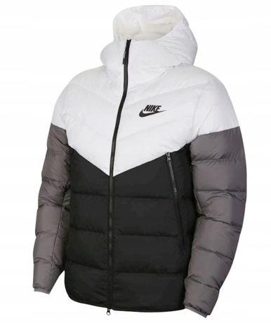 Puchowa Zimowa Kurtka Męska Nike Down Fill r.M
